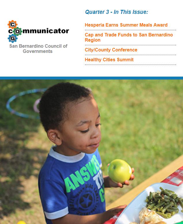 COG Communicator July