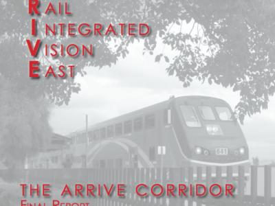 Advanced Regional Rail Integrated Vision – East (ARRIVE) Study