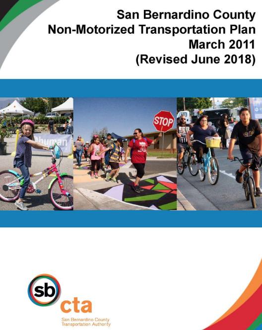 Non-Motorized Transportation Plan