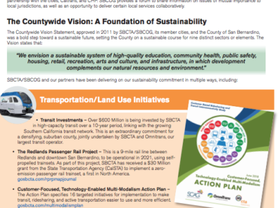 Sustainability Initiatives Hand Out
