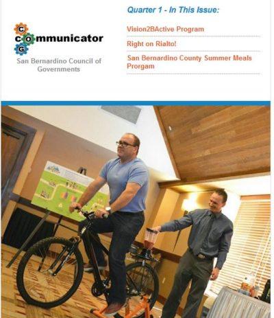 Cover of COG Communicator: Quarter 1
