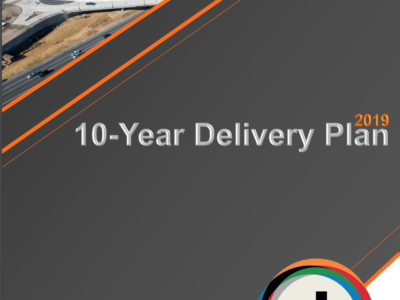 10 Year Delivery Plan Cover Page