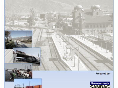 Countywide Comprehensive Transportation Plan Cover Page