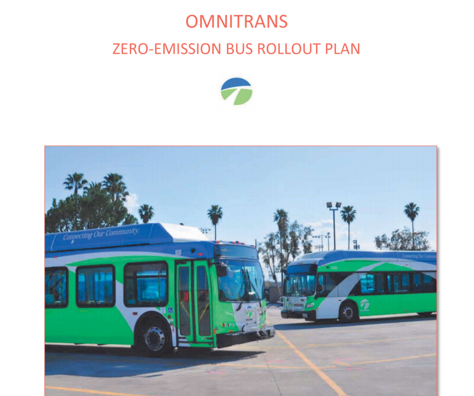 Image of Omnitrans Buses