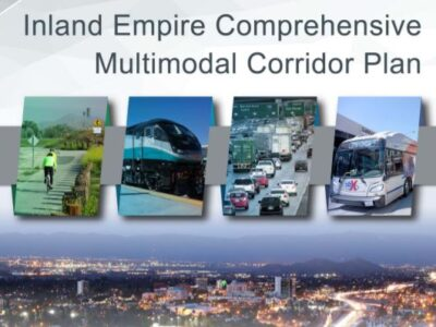 Inland Empire Comprehensive Multimodal Corridor Plan